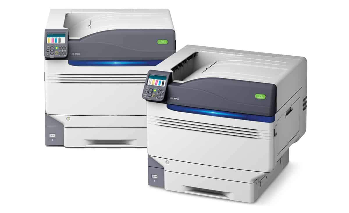 HD-CX Series Digital Color Printers